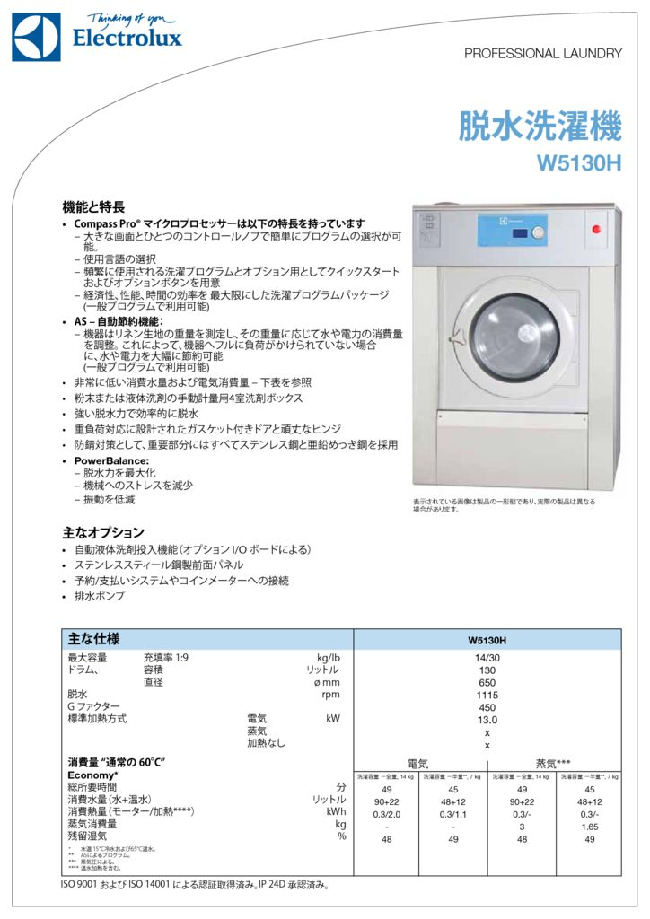electrolux_W5130Hのサムネイル